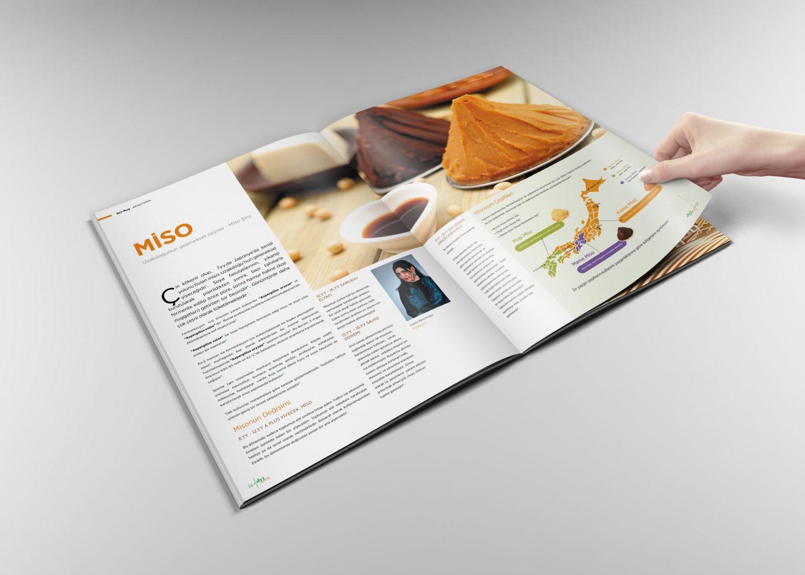 DytMagazin Dergi Tasarımı 16