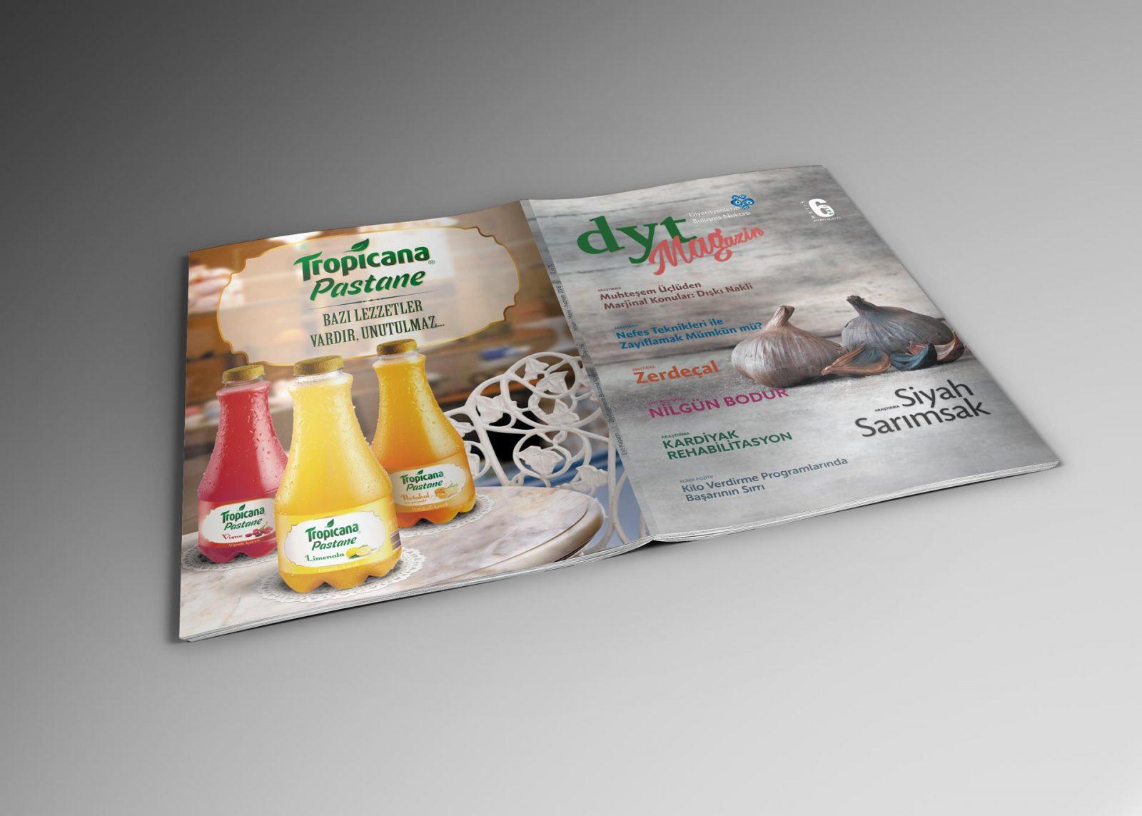 DytMagazin Dergi Tasarımı 17