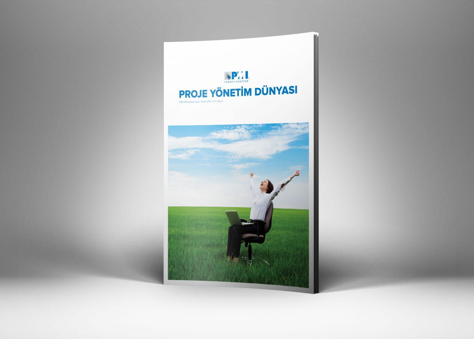 pmi tr dergi tasarımı sayı 2