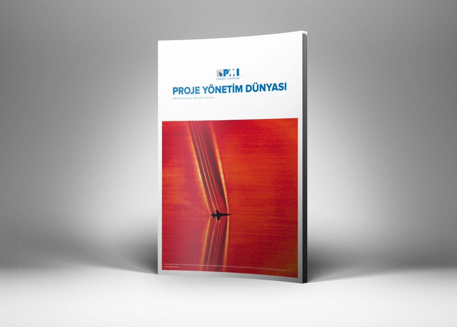 pmi tr dergi tasarımı sayı 5