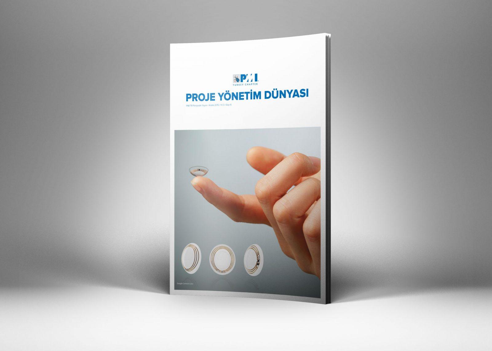 pmi tr dergi tasarımı sayı 6