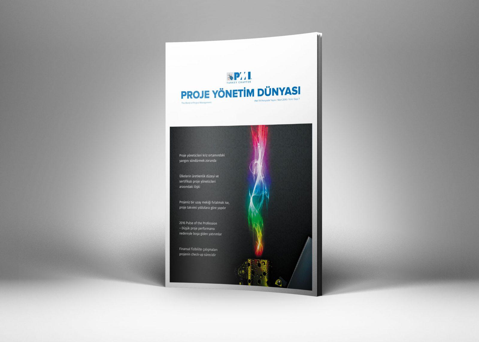 pmi tr dergi tasarımı sayı 7