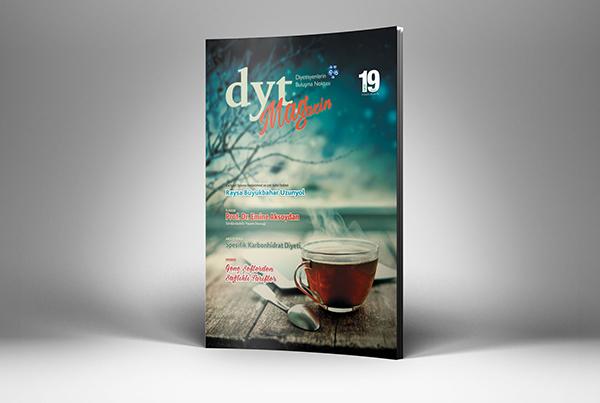 DytMagazin Dergi Tasarımı