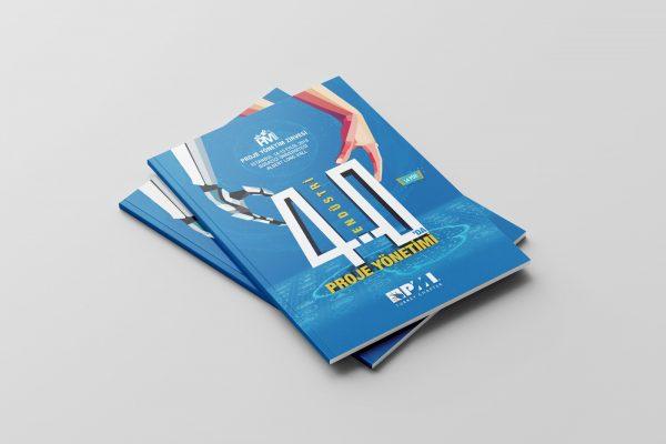 PMI 2018 İstanbul Zirve Broşür Tasarımı 1
