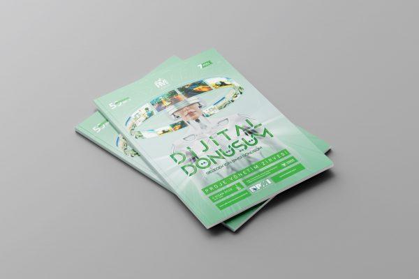 PMI 2019 İzmir Zirve Organizasyon Broşür Tasarımı 01