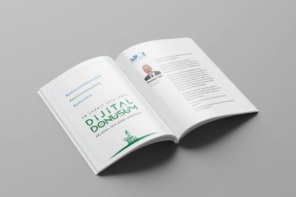 PMI 2019 İzmir Zirve Organizasyon Broşür Tasarımı 02
