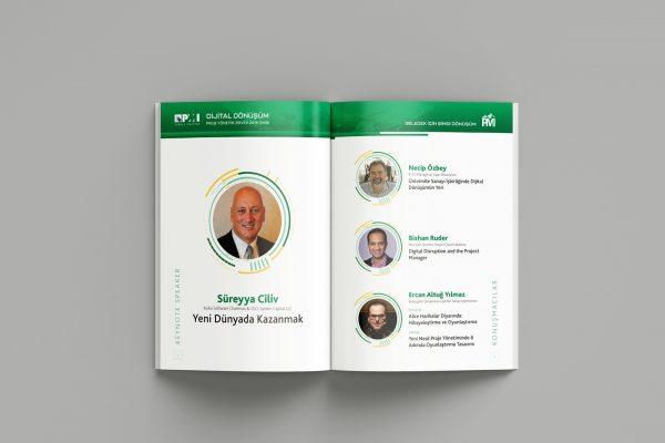 PMI 2019 İzmir Zirve Organizasyon Broşür Tasarımı 03